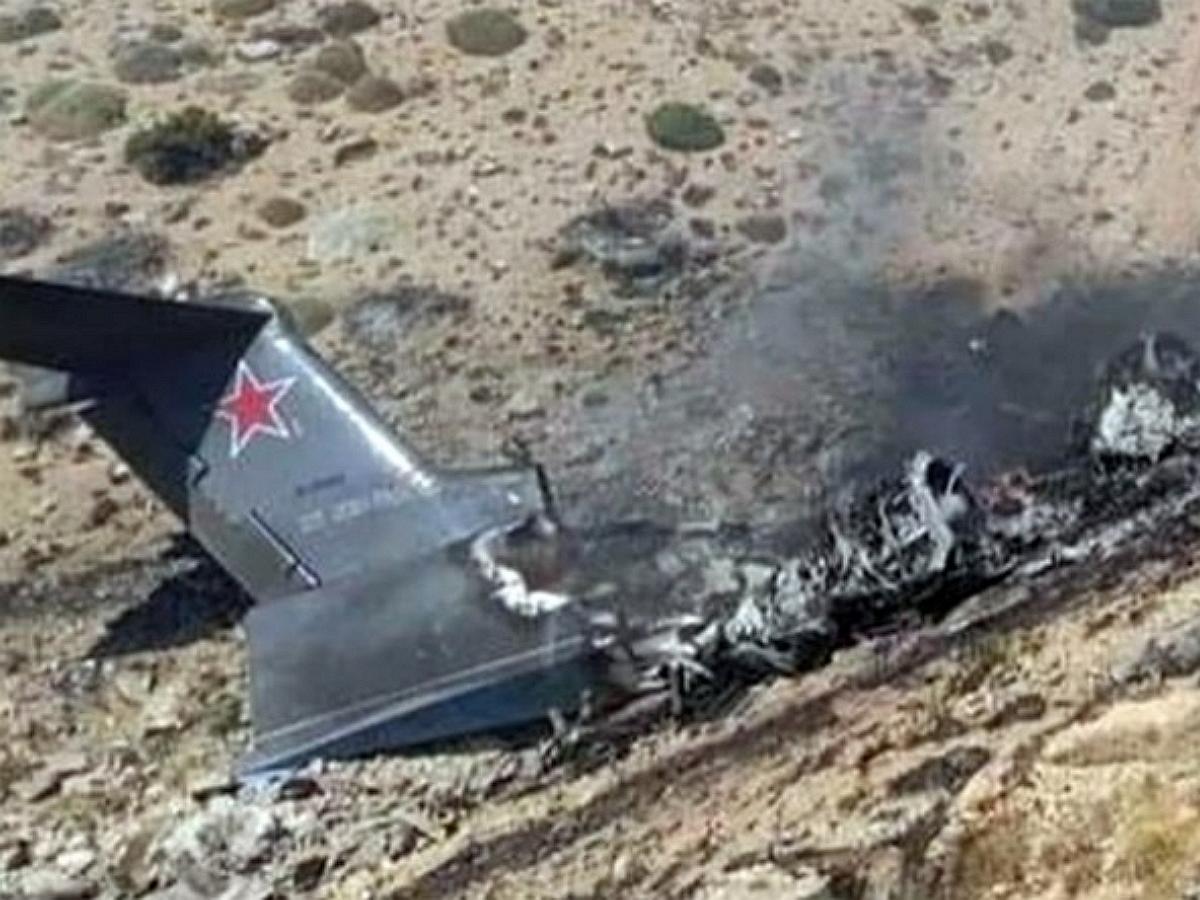 Легендарный летчик Кузнецов погиб при крушении самолёта Бе-200 в Турции