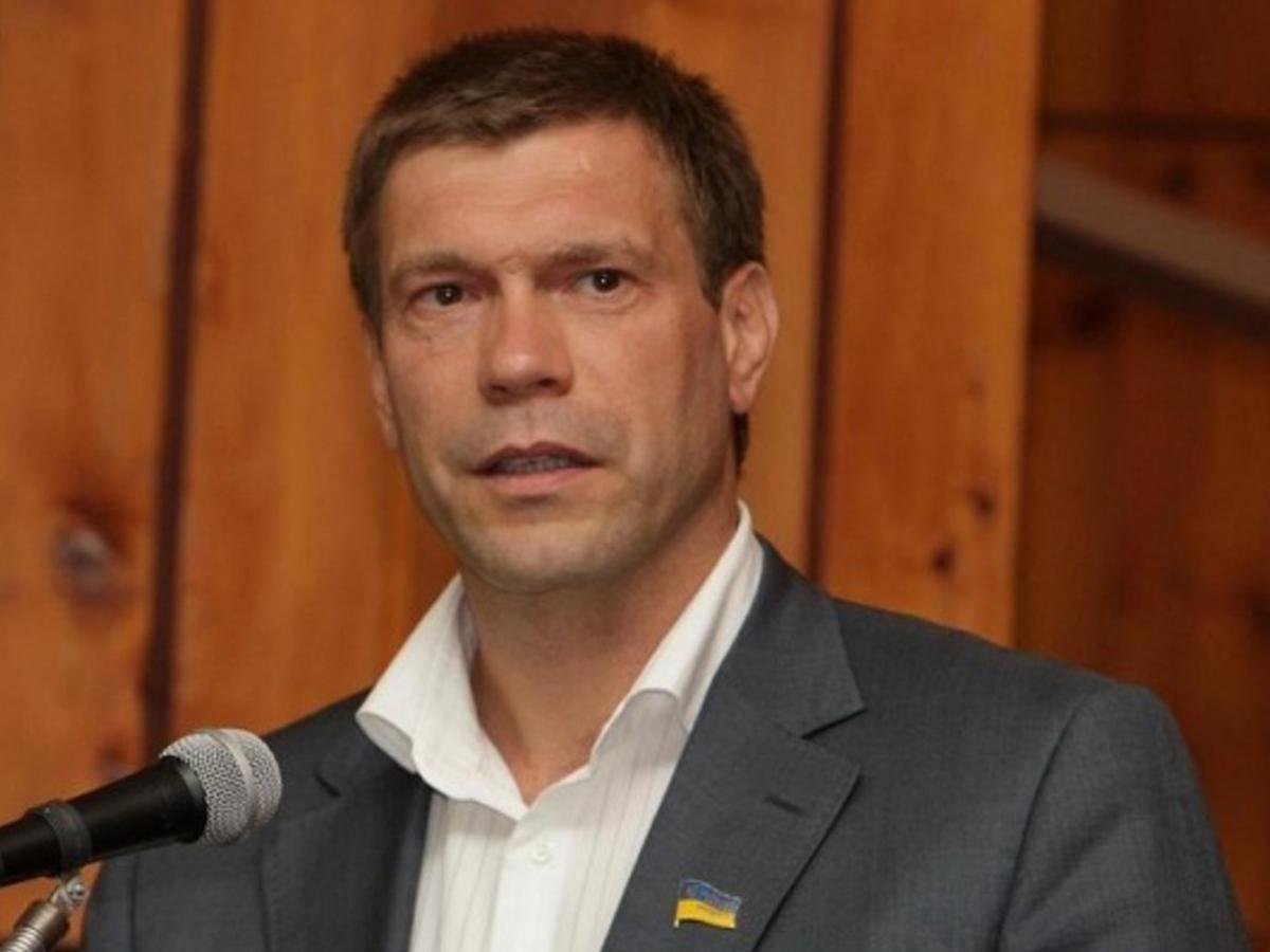 украинский парламентарий Олег Царев