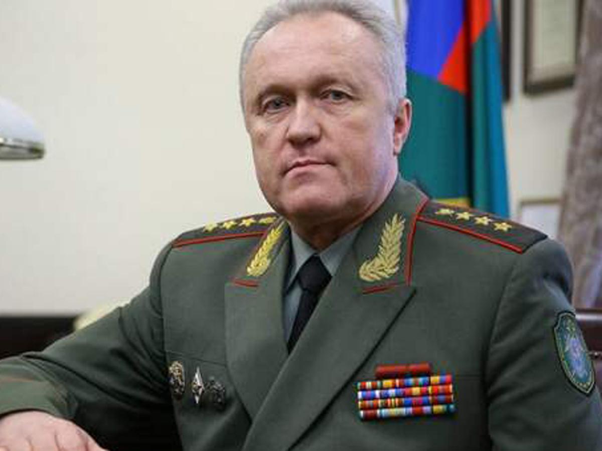 уволен замглавы СКР Рассохов