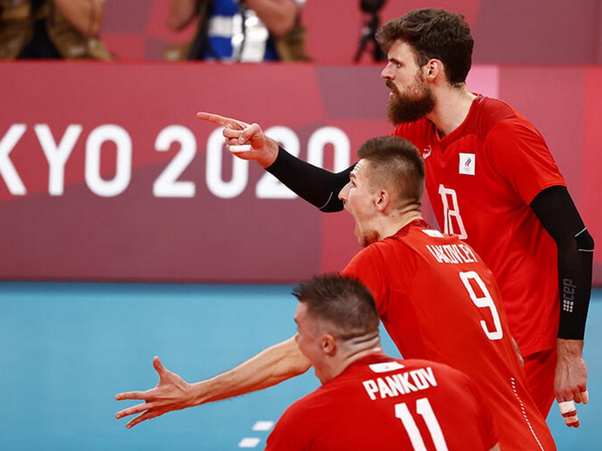 Волейболисты РФ