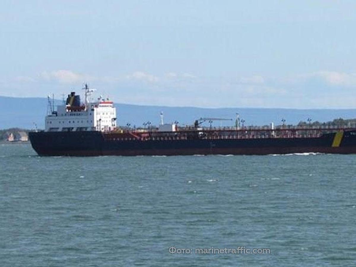 захват танкера в Оманском заливе