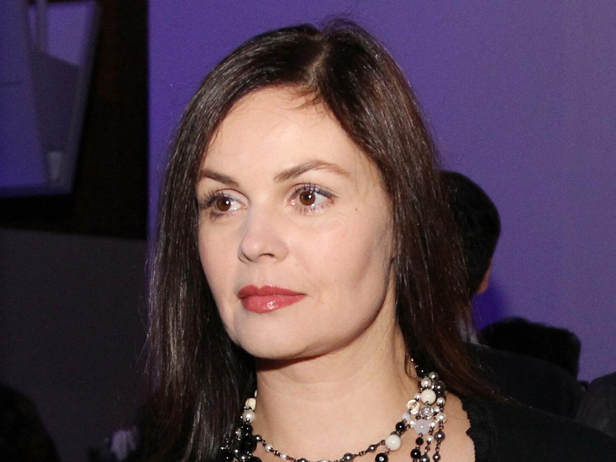 Ведущая Первого канала Екатерина Андреева приоткрыла для подписчиков мир съемочного закулисья