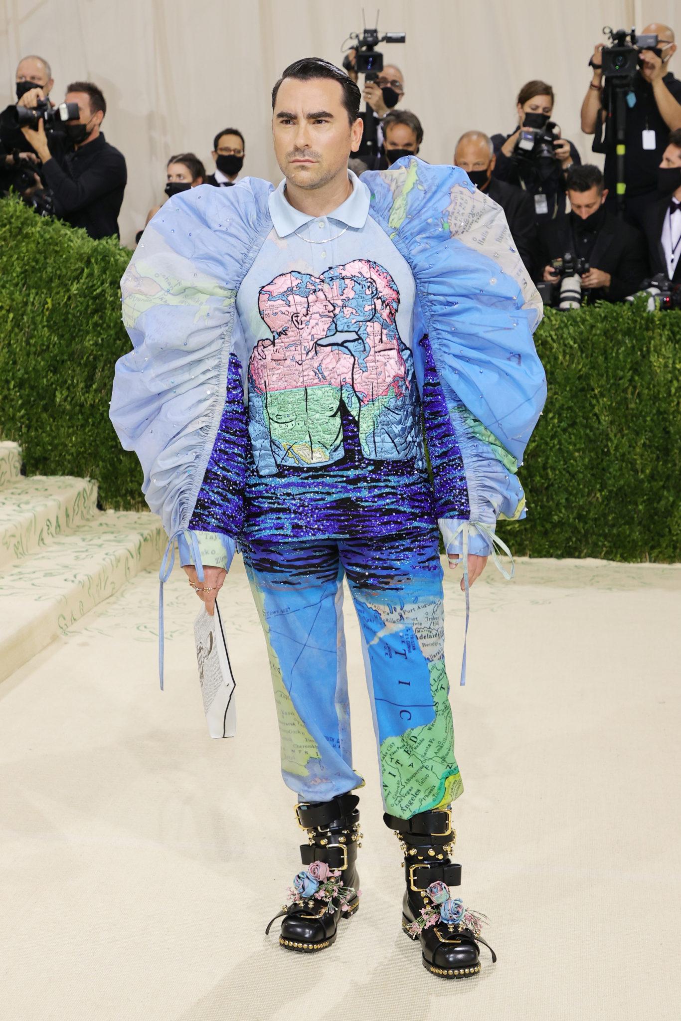 Самые странные наряды с Met Gala