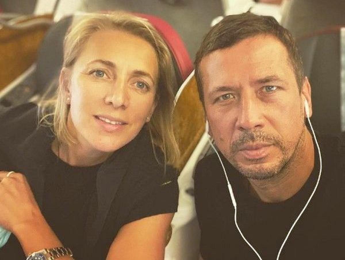 Жена Андрея Мерзликина подала на развод с актером в свой день рождения