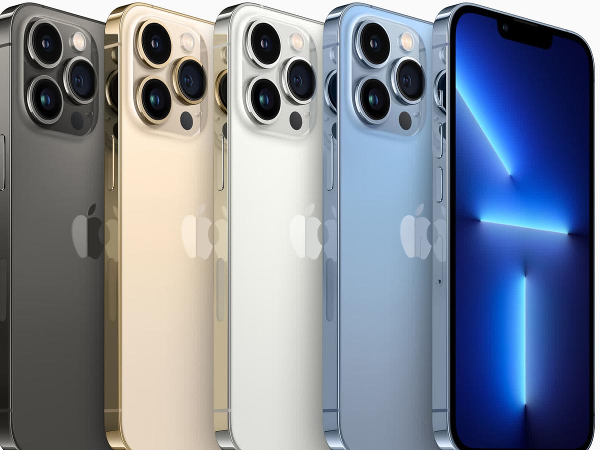 Apple 4 новых айфона