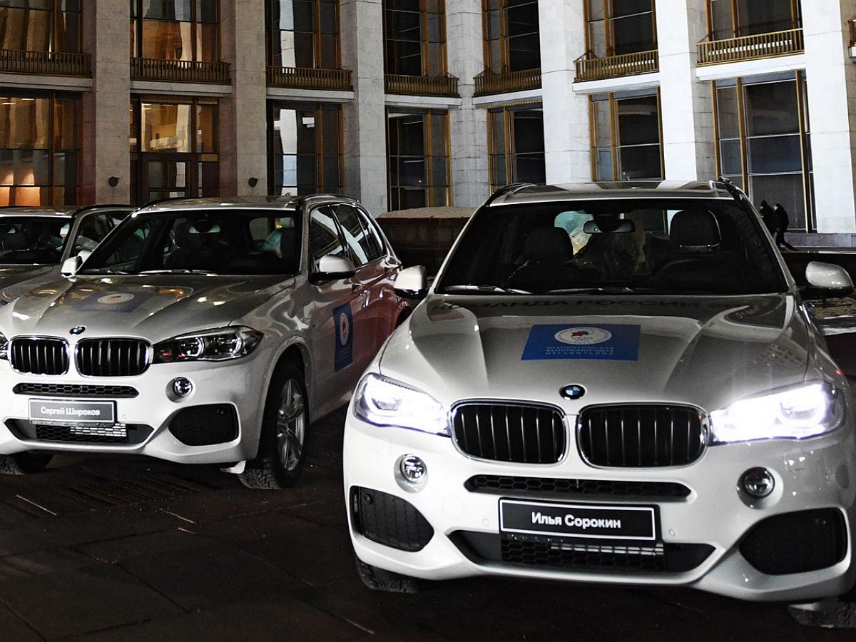 Журова встала на защиту за решивших продать подаренные BMW олимпийцев