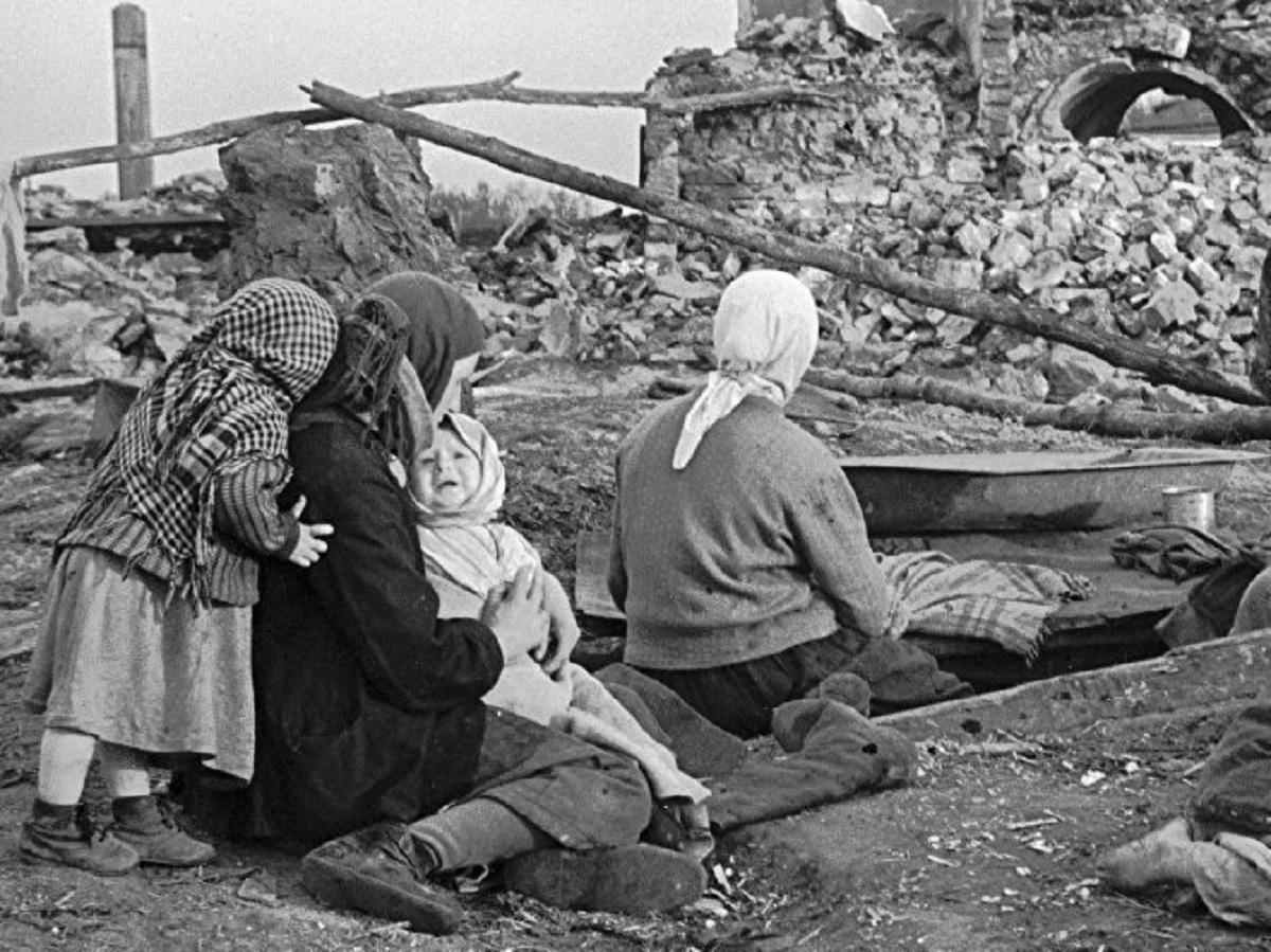 ФСБ рассекретила дело об убийстве нацистами 47 детей-евреев на курорте Кавказа