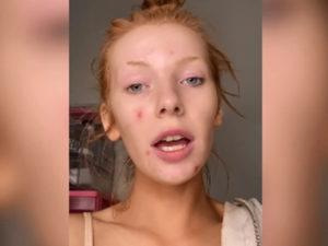 Девушка стала звездой благодаря макияжу
