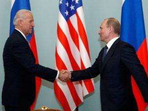 Кремль раскрыл, обсуждали ли Путин с Байденом слова об «убийце»