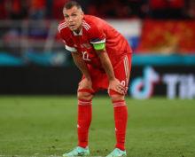 Дзюба отказ сборная России