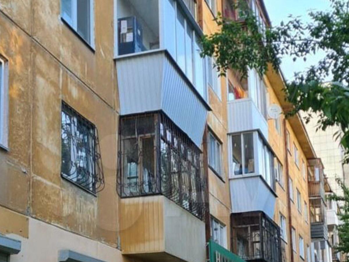 Екатеринбург квартира с бабушкой