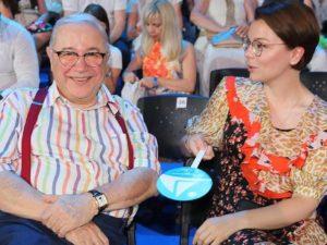 Молодая жена трогательно поздравила Евгения Петросяна с 76-летием