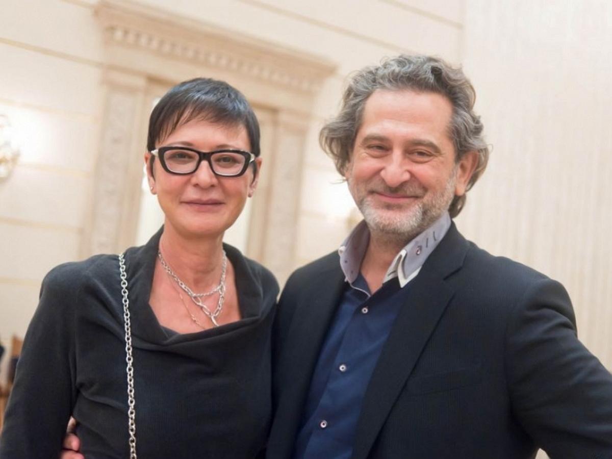 У Ирины Хакамады скончался супруг Владимир Сиротинский