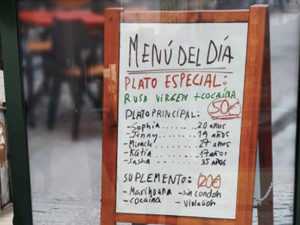 Испания проституция «русские» фото