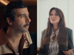 Иван Ургант выпустил клип с Паулиной Андреевой на песню «Морального кодекса»
