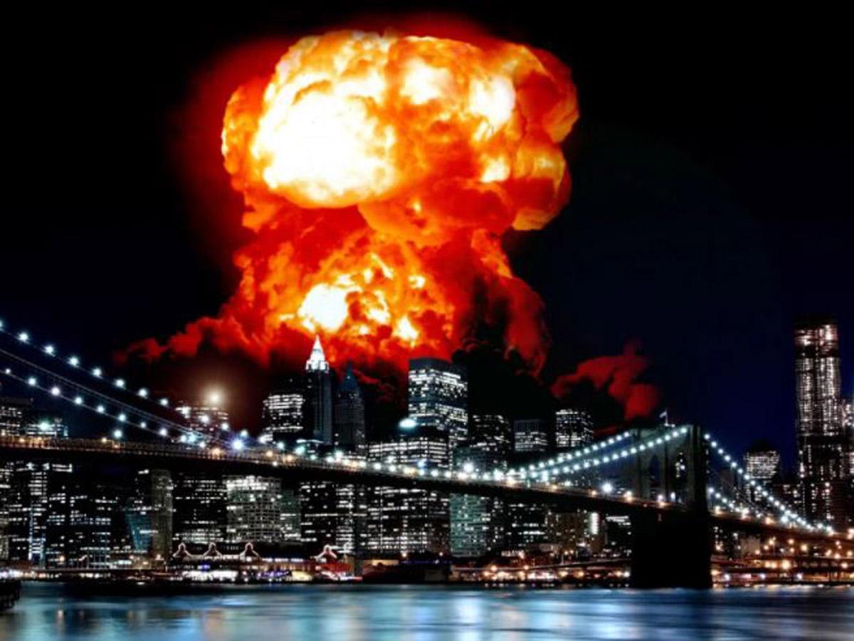 КНР ядерный удар по США