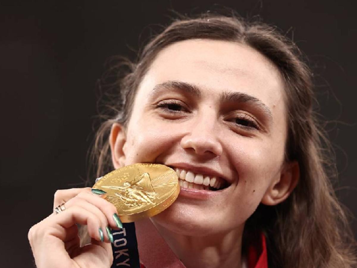 Мария Лисицкене