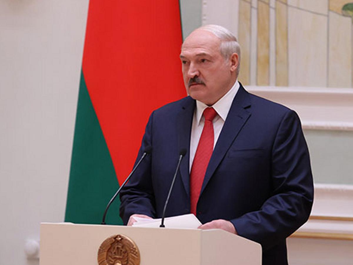 Лукашенко о российских артистах