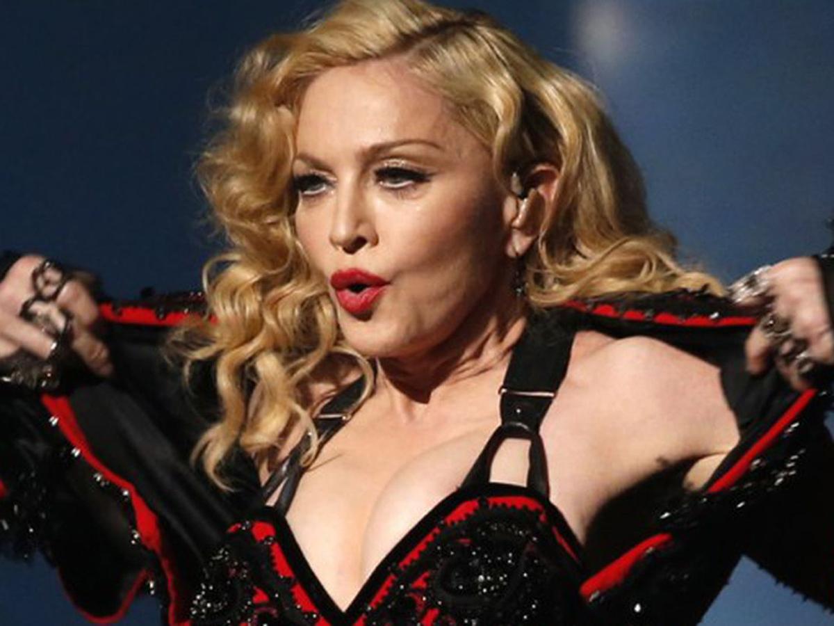 Мадонну высмеяли в Сети
