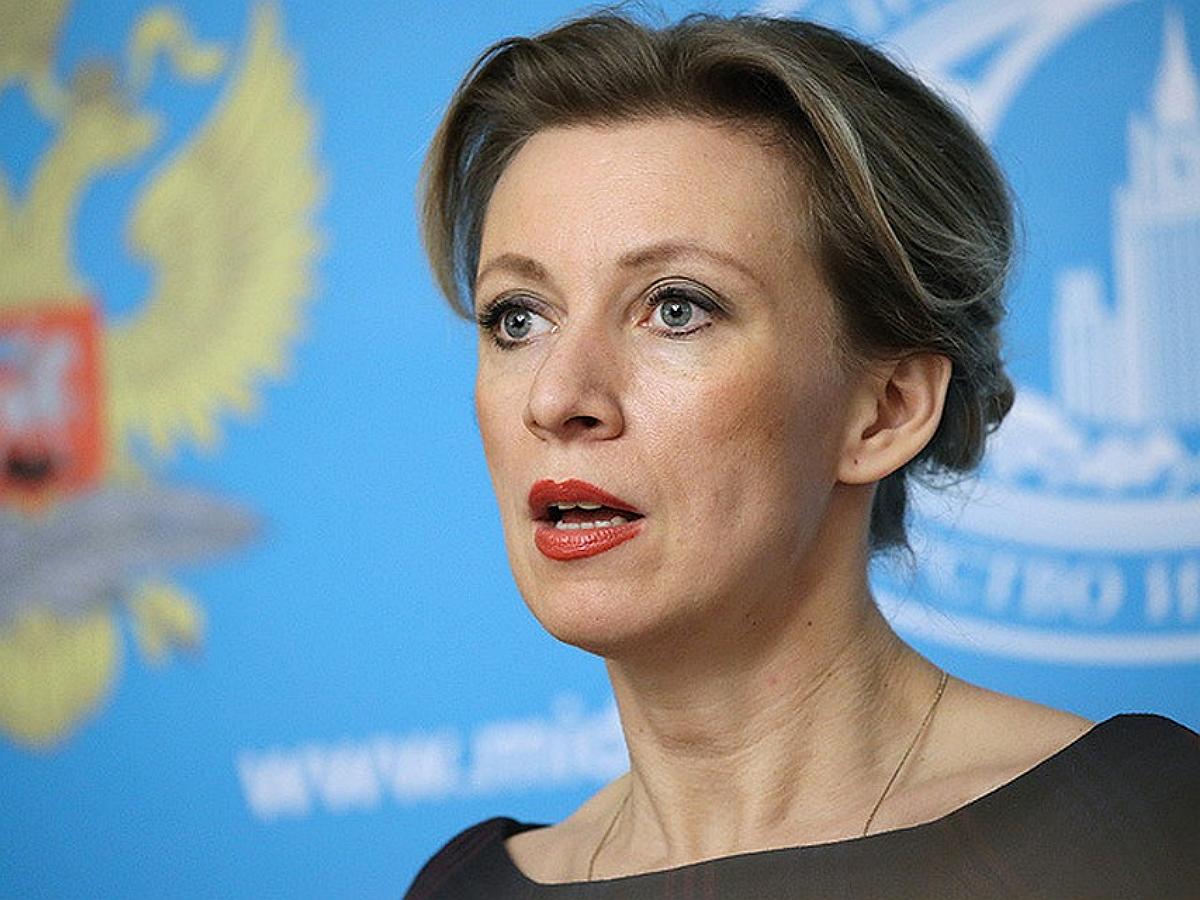 Захарова высказалась о расследовании соратников Навального про Лаврова