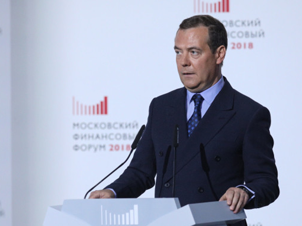 Медведев запрет соцсетей