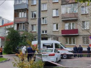 Москва тела курсанты полиции