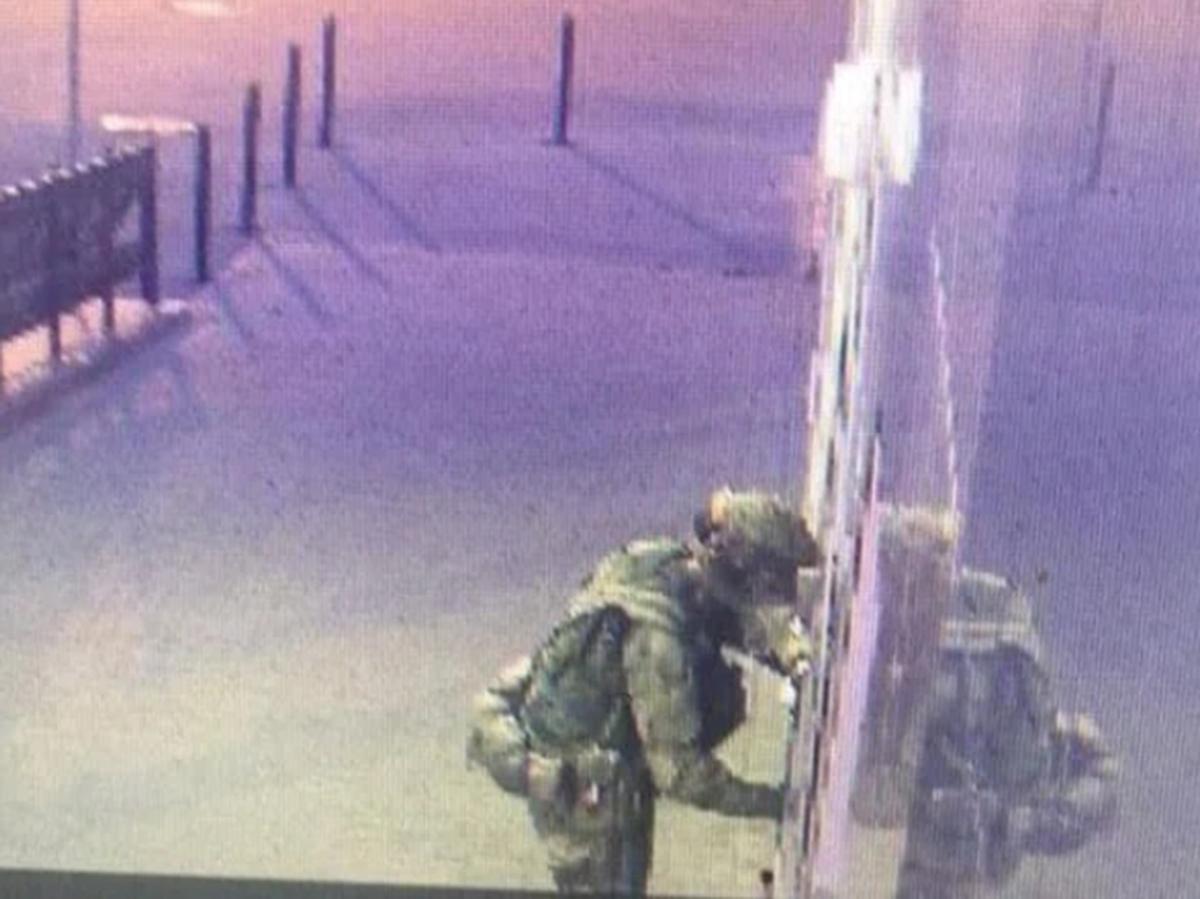 Нападение на отдел полиции