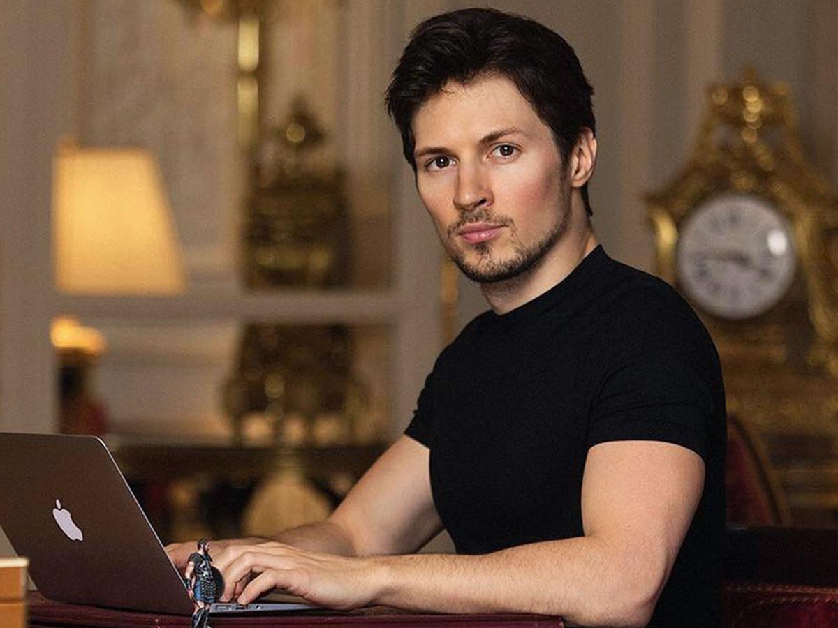 Дуров пообщался с пользователями Telegram, ответив на вопросы про