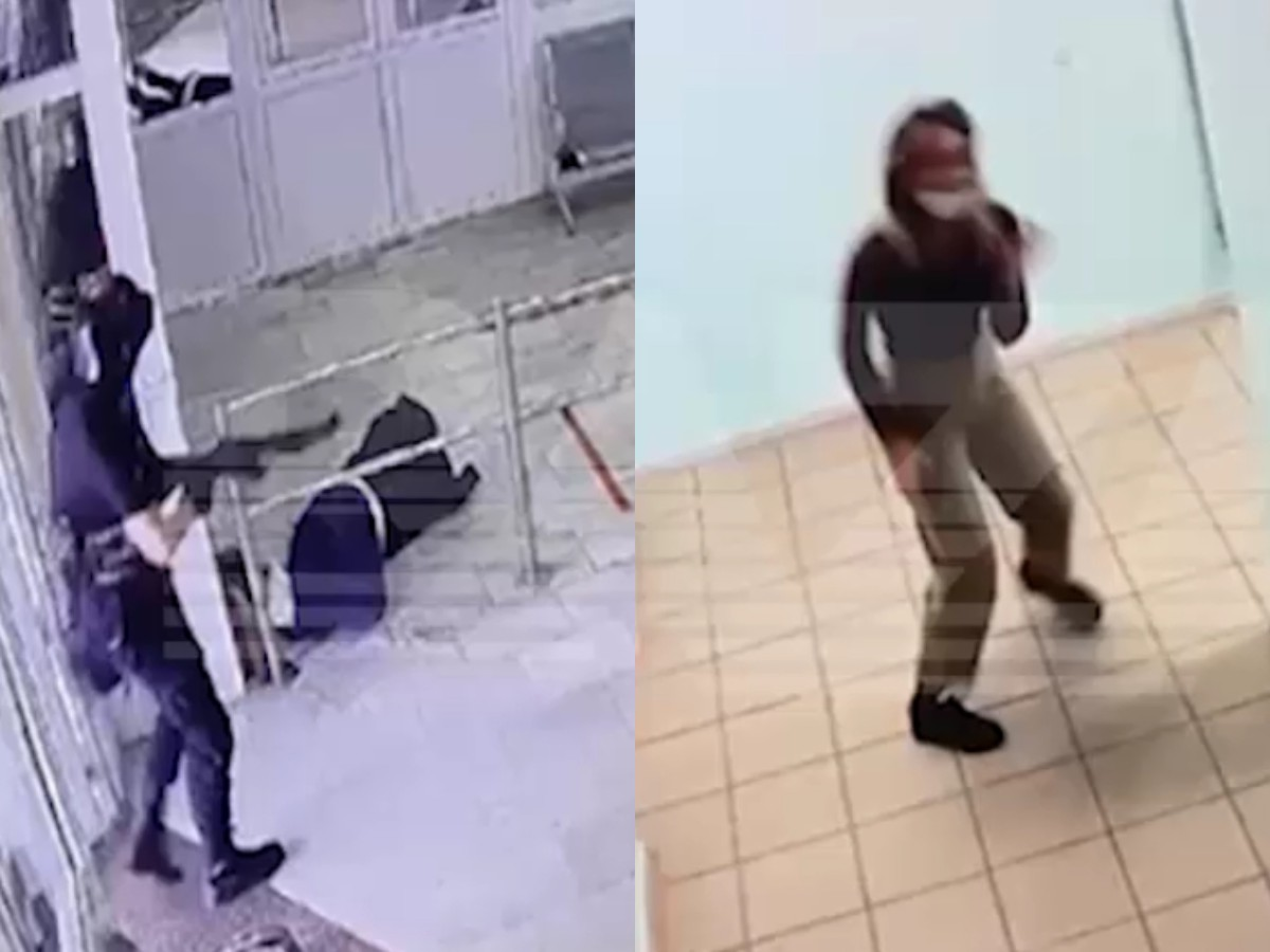 Полное видео стрельбы из университета в Перми появилось в Сети (ВИДЕО)
