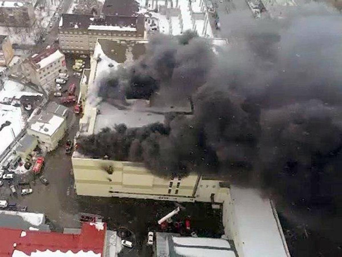Восемь фигурантов дела о пожаре в «Зимней вишне» признали виновными