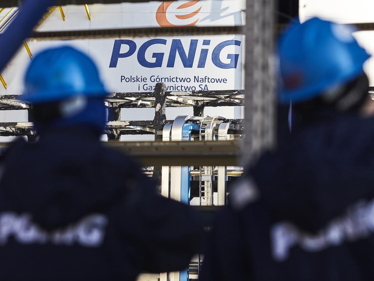 Польша рост цен на газ ЕС