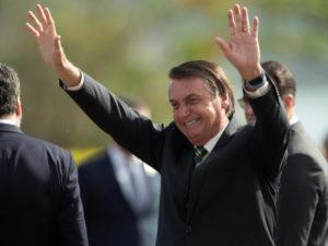 Президент Бразилии нет прививки