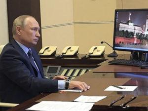 Путин окружение коронавирус