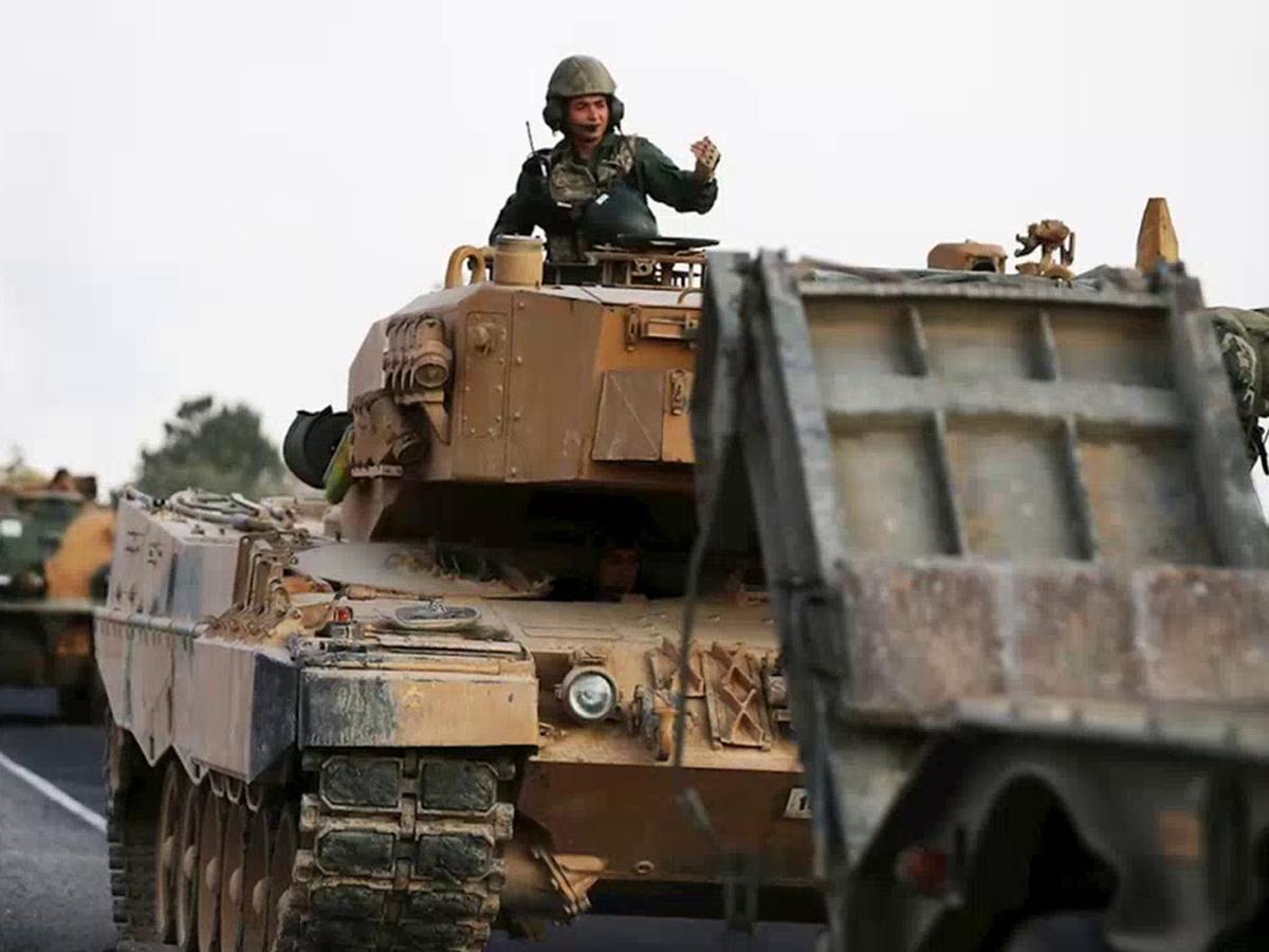 РФ ультиматум Турции Сирия