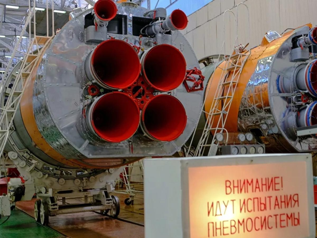 Сверхтяжелая ракета для полетов на Луну