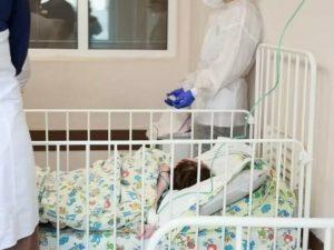 В Санкт-Петербурге нашли 15-летнюю воспитанницу интерната, которая весит 13 кг