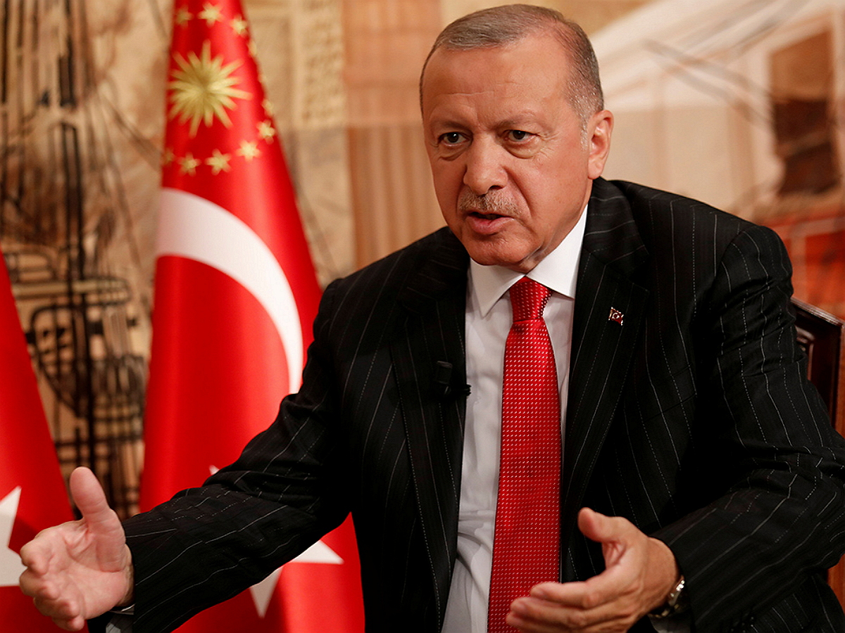 Эрдоган приедет с визитом к Путину в Сочи