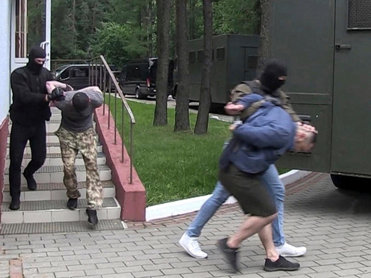 США 33 бойца ЧВК в РБ