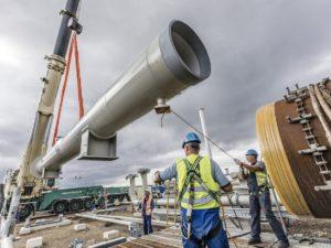 «Газпром» обвинили в повышении цен на газ в Европе