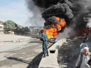 Теракт против талибов
