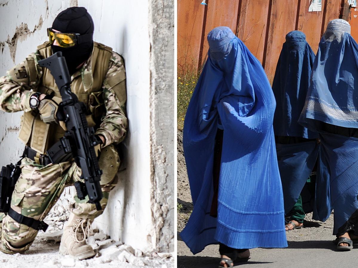 Талибы-SAS