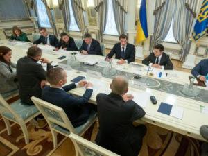 Украина «теневой президент»