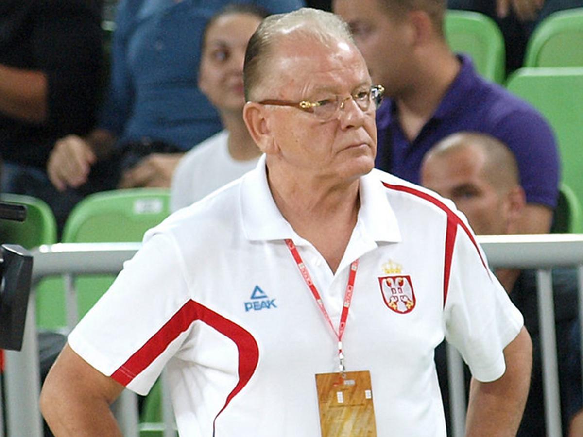 Умер тренер Ивкович