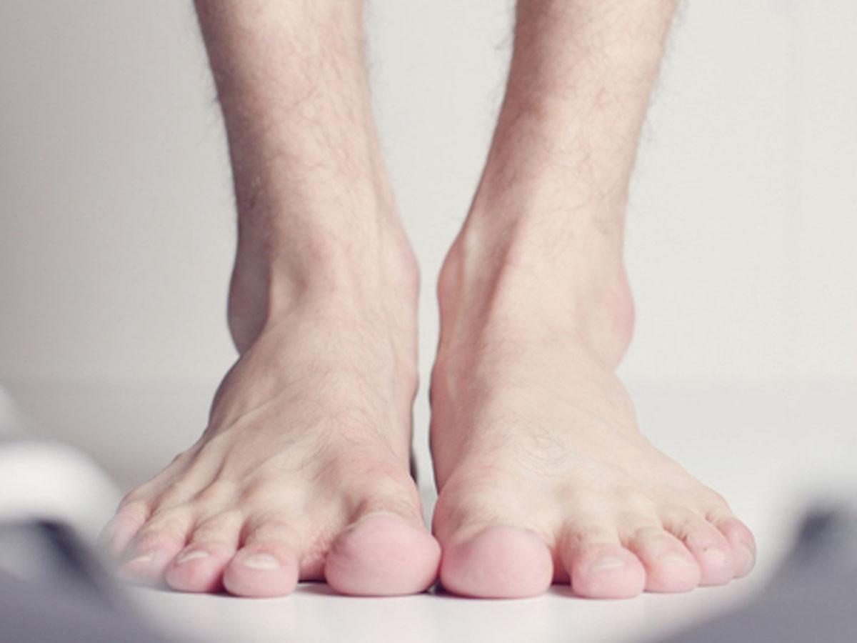 Уровень холестерина по ногам