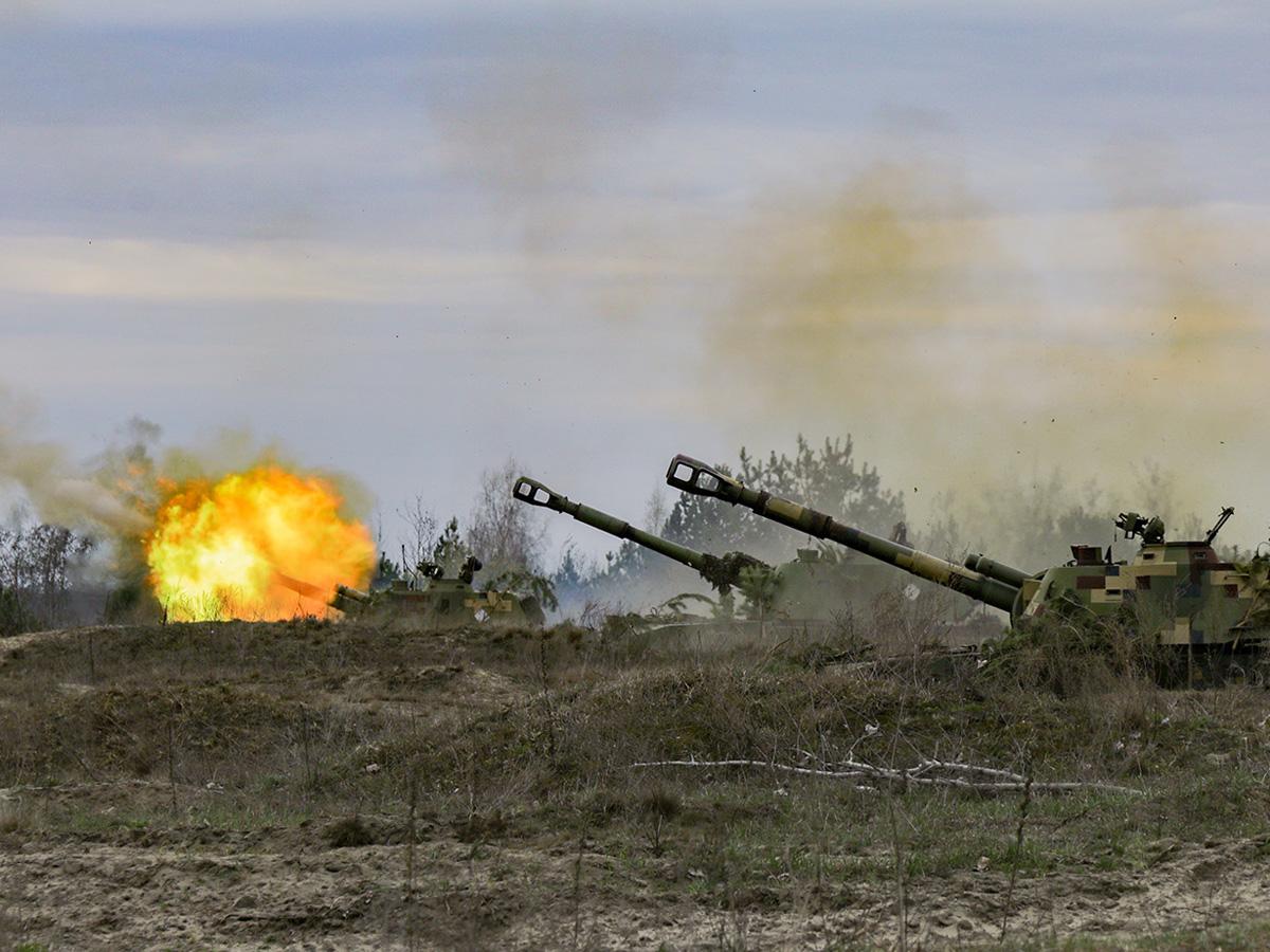 ВСУ атака ДНР и ЛНР