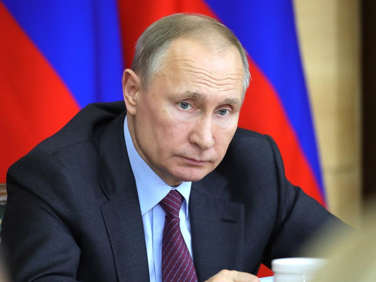 Путин прокомментировал скандал с судейством российских гимнасток на ОИ в Токио
