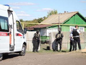 Убийство семьи под Воронежем