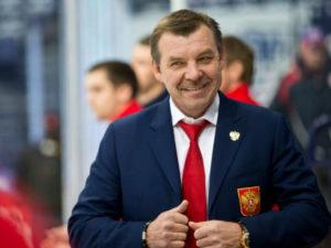 Знарок тренер сборной по хоккею