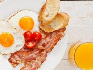 Названы худшие блюда для завтрака