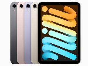 Apple презентовала iPad mini c 5G и Watch 7 серии